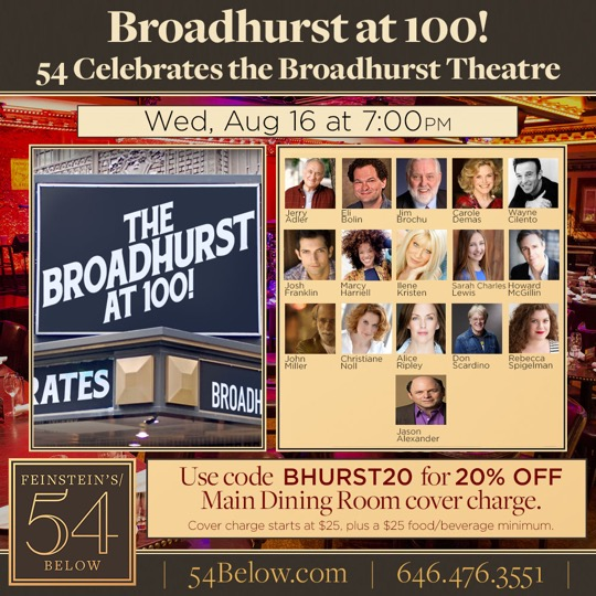 Broadhurst7pmFriendsandFamily