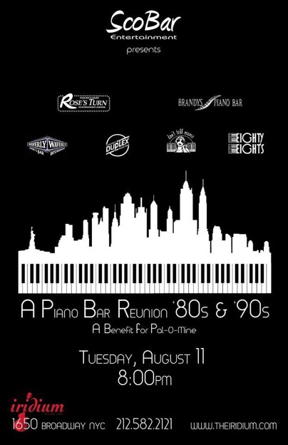 Piano Bar Reunion